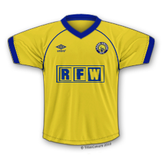 Category Leeds United Football Shirts History